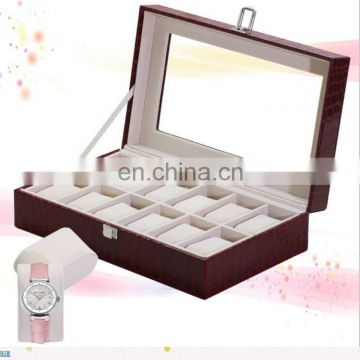 2015 New Fashionable hotsale watch box accessories