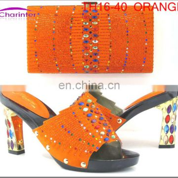 italian matching shoes and bags TH16-40