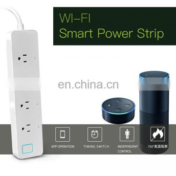 alli baba com electric Home Smart WiFi Power t Wireless Power Extension Socket, US plug electrical switch sockets