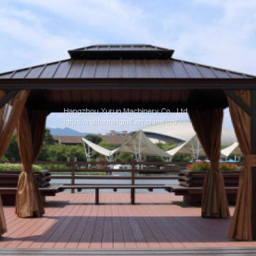 Alum Metal Roof Gazebo Outdoor Pavilion Garden Panels Steel Sheet For Of Panel From China Suppliers 158479994