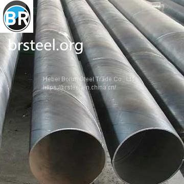 API 5L SSAW steel Pipes from China Supplier