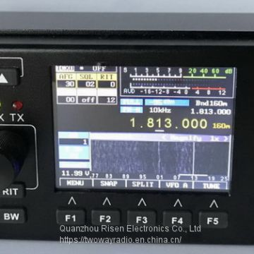 RS-978 HF SDR Transceiver with Battery of HF SDR Transceiver