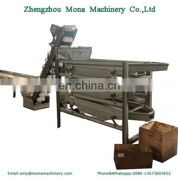 New walnut sheller/walnut dehuller/hard walnut shell removing machine for 1000kg per hour