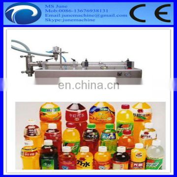 semi automatic liquid filling machine for small industries