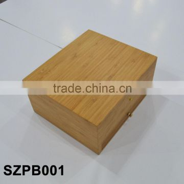 high quality bamboo jewelry box