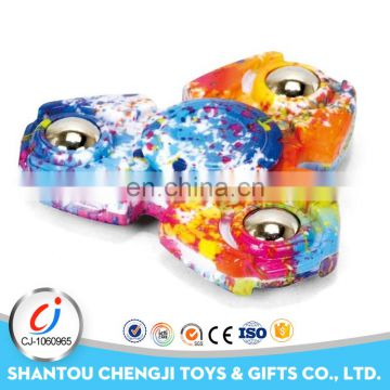 More colorful plastic 3D color printing pressure reducer spinner bearing