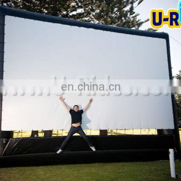 air inflatable screen