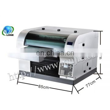 cheap plastic board inkjet printer /PVC card printer