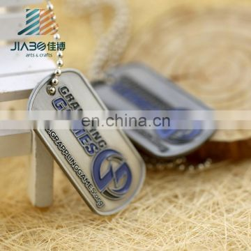 Hot sell business gift high quality new xvideos professional metal custom dog tag manufacturer