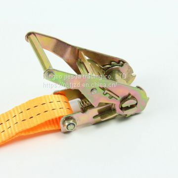 38-50MM RATCHET BINDING STRAP 100%Polyester