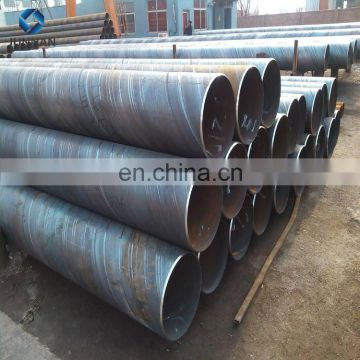 ASTM A53 106 Anti-Corrosion Carbon Welded Spiral Steel Tubes