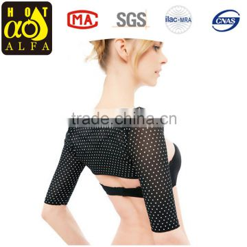 Women Slimming Arm Correct Back Posture Humpback Prevent Long Sleeve Shaper
