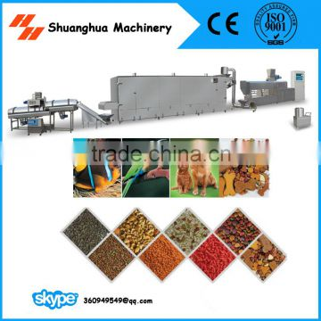 Small Dog Food Making Machine, Dog Food Full Production Line, Dog Food  Extrusion Machine with CE Certification ISO 9001