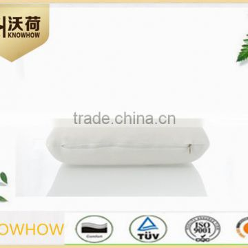 Wholesale Smooth Latex Foam Comfortable Massage Rubber Pillow for Travel