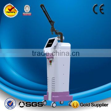 Italy,Germany hot selling 10600 nm laser co2 fractional for acne scar removal