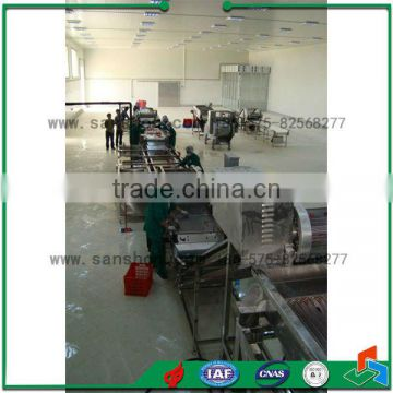 China Potato Chips Freezing Line,French Fries Production Line