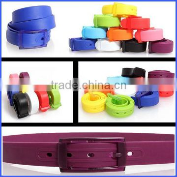 Best-selling eco-friendly silicone belt