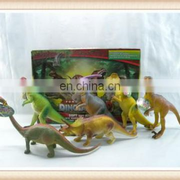 Kids plastic animal toys dinosaur toy