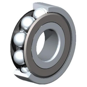 High Accuracy One Way Clutch High Precision Ball Bearing 17x40x12mm