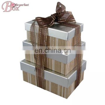 Rectangle Small Product Cardboard Packaging Box