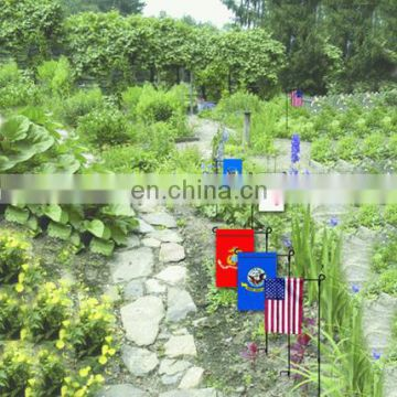 wholesale outdoor banner garden flags applique