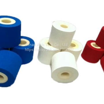 Hot Ink Roller 36mm*32mm with different colors to print the batch number