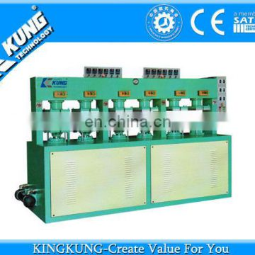 Cool and hot press molding,insole moulding machine