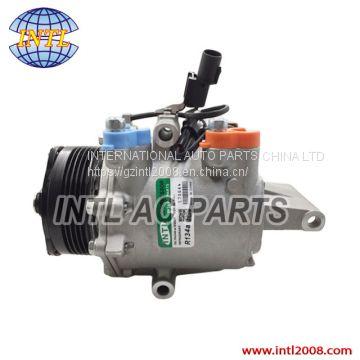 China supply MSC-60C auto ac compressor for Mitsubishi Colt VI 1 5L 05-12  AKC200A080 MR568860 851966N C55039 MTK225