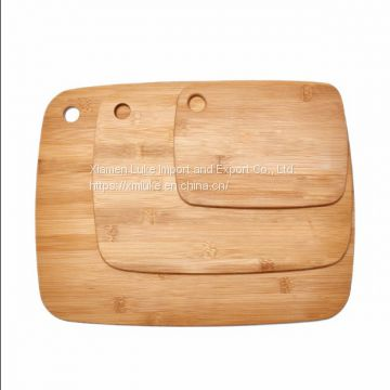 3-piece Bamboo Serving Board