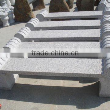 grey granite benches