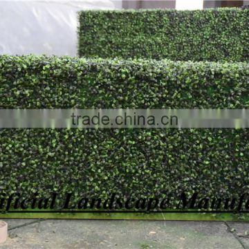 SAS09342 Landscaping Garden Green Decorative Artificial Boxwood Hedge Fence