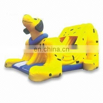 Inflatable Slide, inflatable dog slide, inflatable dog game,inflatable toy