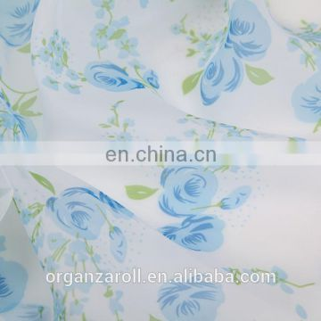 2015 fashion design printing fabric for dresses