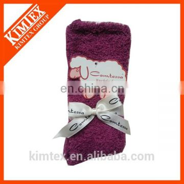 China factory BSCI polyester socks for kids