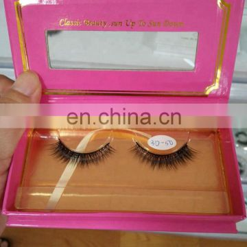 Make your own eyelash box eyelash packaging box custom