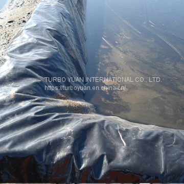HDPE geomembrane liner / LDPE sheet for pond