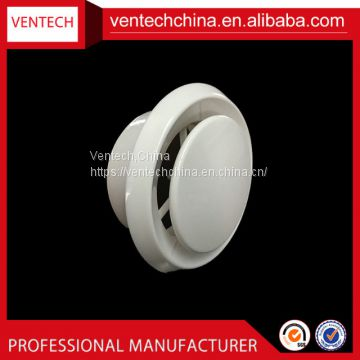 HVAC  round return air disc valve factory
