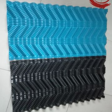 Tower Fill Pvc Sheet Fill Counter Flow Cooling Tower Fill