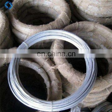 Promotion Small Coil Gi Binding Wire Galvanized Wire 21bwg for Construction