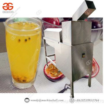 304 Stainless Steel Extractor Passion Fruit Juice Machine