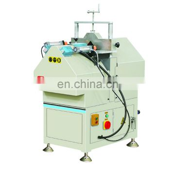 SVJ-60 V cutting saw upvc aluminum window door making machine