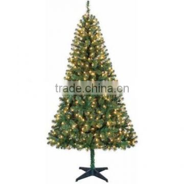 1ft to 8ft Height decorative home decor cheap artificial led lighted Christmas X-mas Trees cactus plants E604 0901