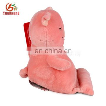 Wholesale Stuffed Handy toy Plush Animal Cell Phone Holder