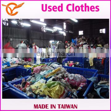 Taiwan Used Clothes