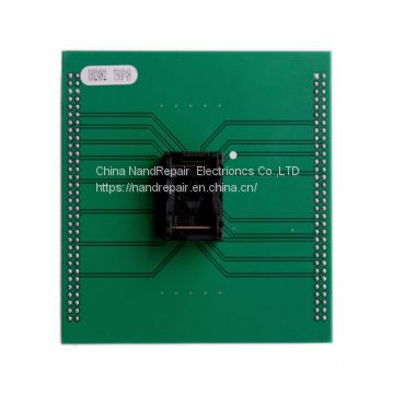 NandRepair UP828P TSOP48P chip socket TSOP48 TSOP48AP adapter