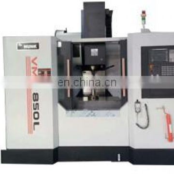 VMC850 Precision Cnc Milling Machine Center with Vise Clamp