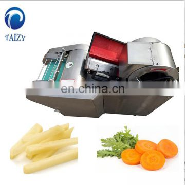 Hot Sale Multi-Function Industrial vegetable cutting machine salad potato carrot eggplantcabbage cutter machine