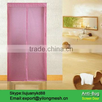 Magnetic Mesh Screen Curtain