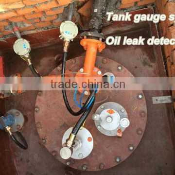 Anti explosion-proof Diesel Fuel Tank Level Sensor/Meter , Digital  Underground oil tank level volume gauge, ATG probe