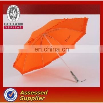 High quality chinese manufacture led umbrella with flashlight torch and music player